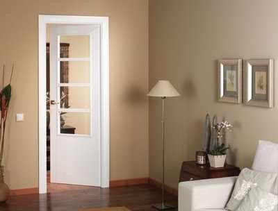 Puertas de vaiv n carpinter a pallas deus for Colores para pintar puertas de interior