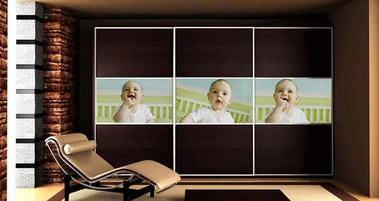 Puertas correderas con fotos personalizadas carpinter a - Vinilos para decorar armarios ...