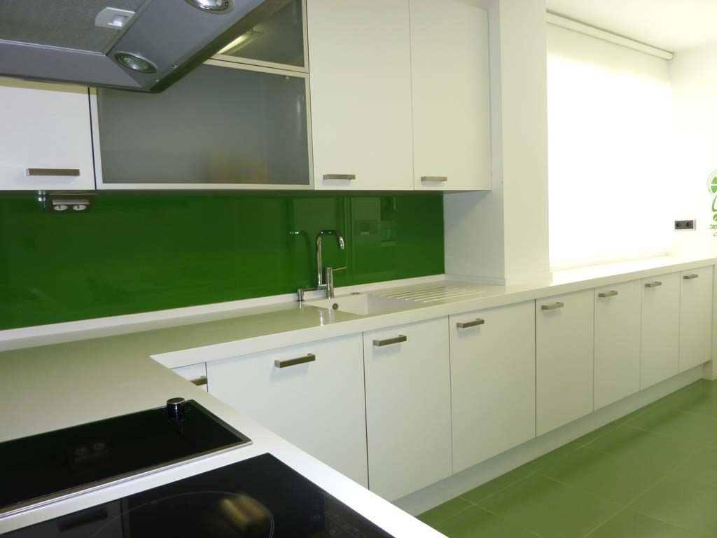 Cocinas Modernas Carpinter A Pallas Deus ~ Encimeras De Cristal Para Cocinas