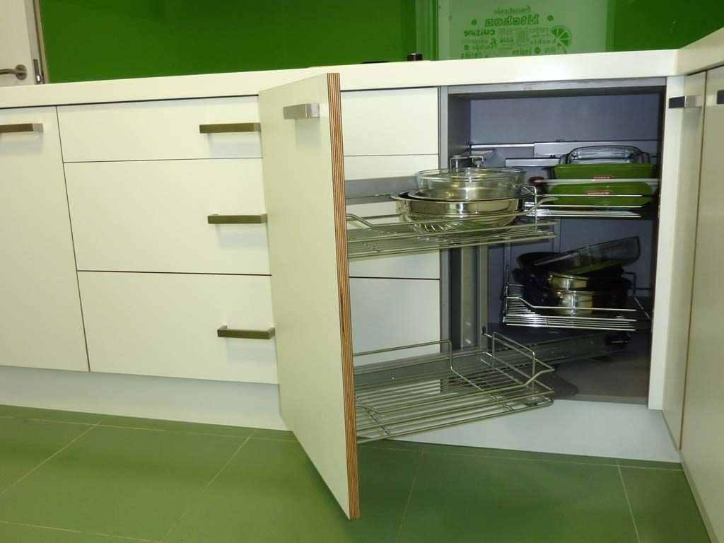 Muebles de cocina carpinter a pallas deus - Mueble rinconera cocina ...