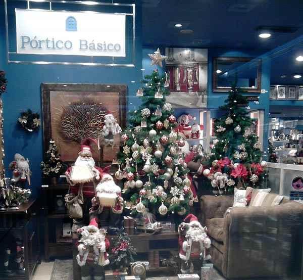 Adornos de navidad carpinter a pallas deus - Portico decoracion catalogo ...