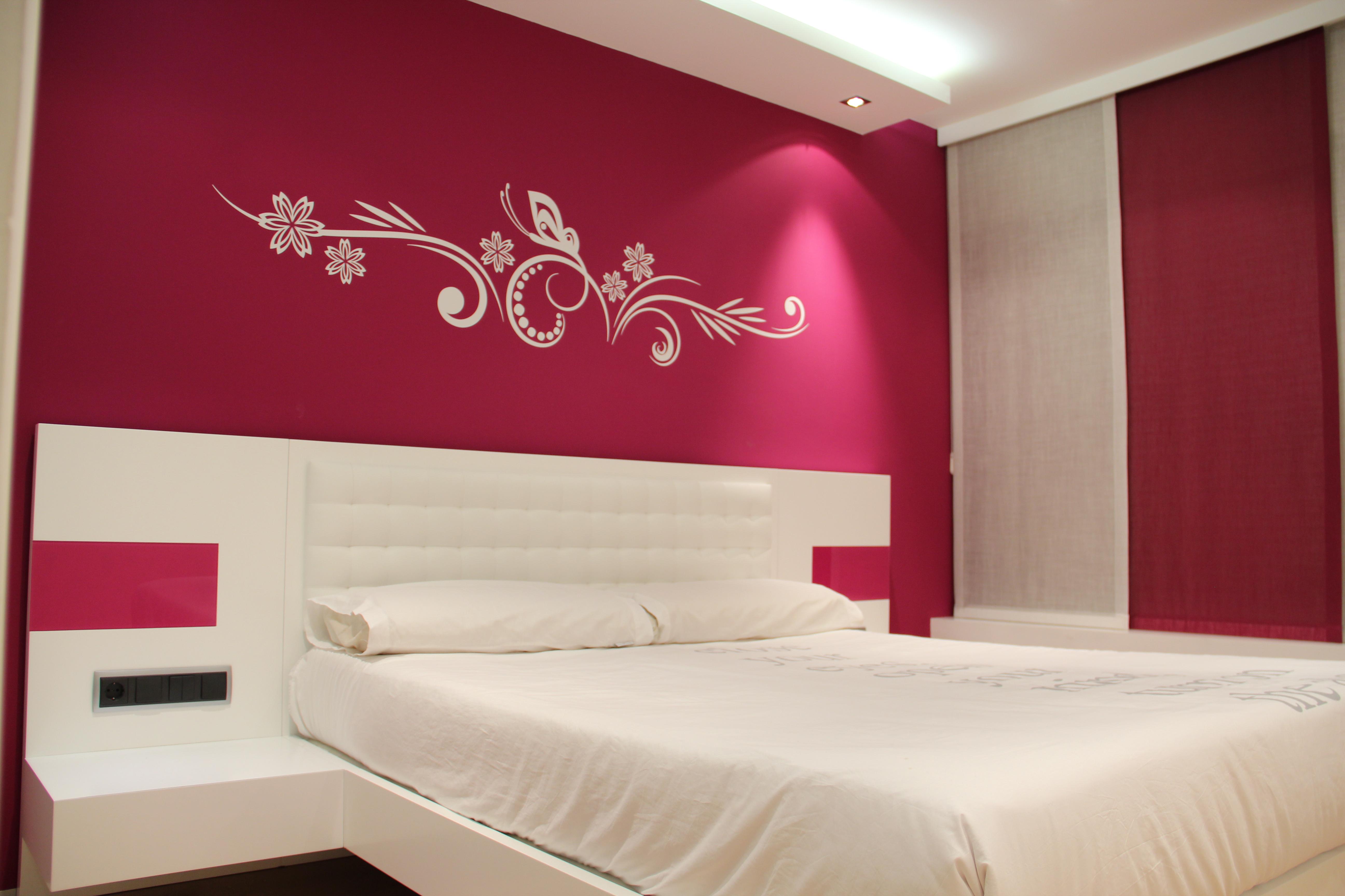 Dormitorios coru a carpinter a pallas deus - Decoracion en pintura para dormitorios ...