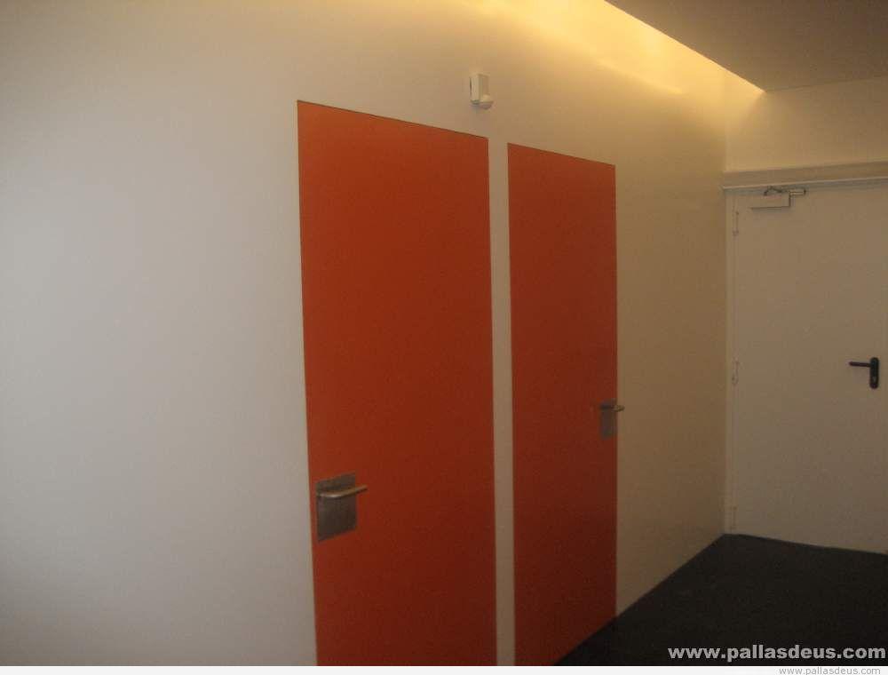 Puertas en LG Himacs